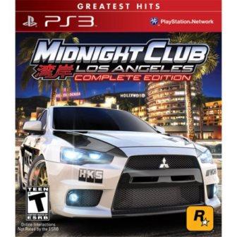 دانلود بازی Midnight Club Los Angeles Complete Edition