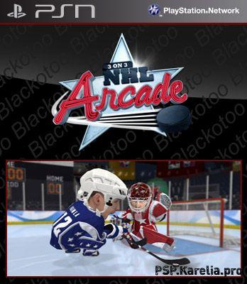 NHL Arcade 3 On 3
